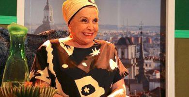 """María Luisa Merlo: """"En l'època franquista jo m'asseia entre caixes i veia les funcions"""""""
