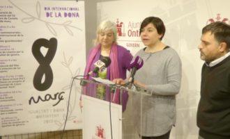 Ontinyent homenatjarà Maria Albiñana, Helena Gandia, Maruja Vaello i Conchín Pla amb motiu del Dia de la Dona