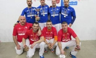 L'equip Torrent C es proclama guanyador del Campionat Autonòmic d'Escala i Corda en la tercera categoria