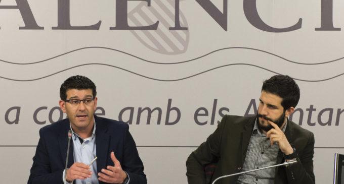 La Diputació convocarà 4 places de tècnic de Comunicació amb l'aval de la Unió de Periodistes Valencians