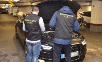 Catorce personas detenidas por Estafa, Falsedad documental, Apropiación Indebida y Sustracción en la compra de vehículos de alta gama