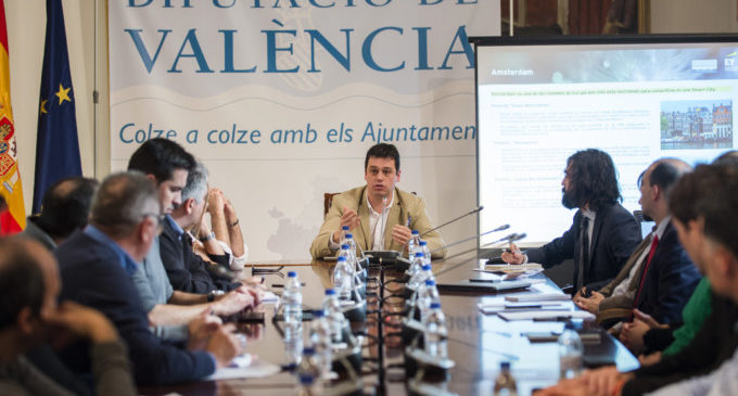 La Diputació impulsa un pla de 'Smart Cities' per a tota la província