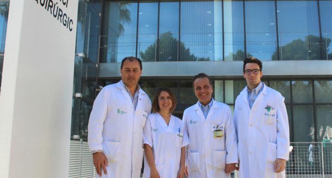 L'Hospital General de València engega el programa de donació de còrnies