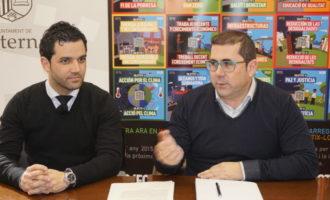 Paterna es suma a l'Aliança de Ciutats i promou els ODS entre els escolars
