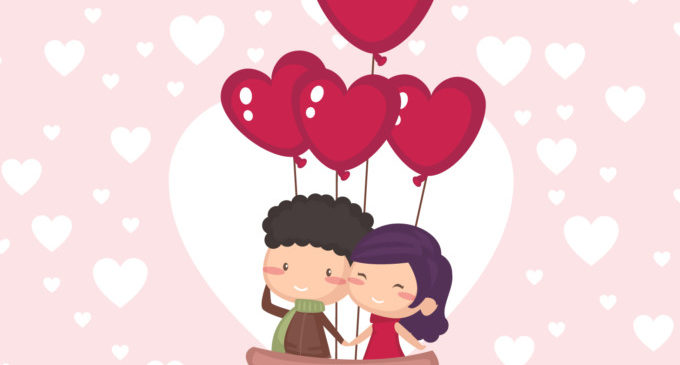Un Sant Valentín especial?