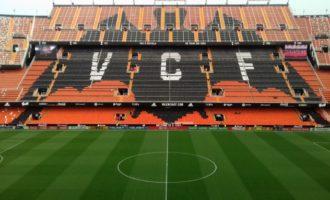 Minut a minut: Valencia CF vs Real Madrid