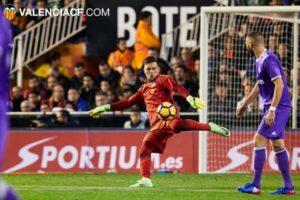 Valencia Real Madrid jornada 16 la Liga Santander