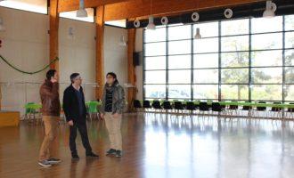 La Diputació destina 14.500 euros a millorar l'accessibilitat del Club de Convivència de Vilamarxant