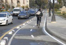 Les partícules més contaminants resisteixen fora de l'anell ciclista