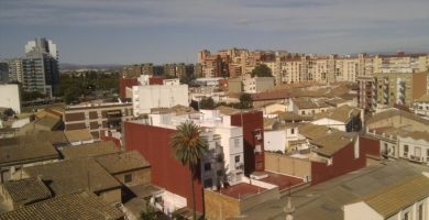 El barri valencià de Campanar està de celebració