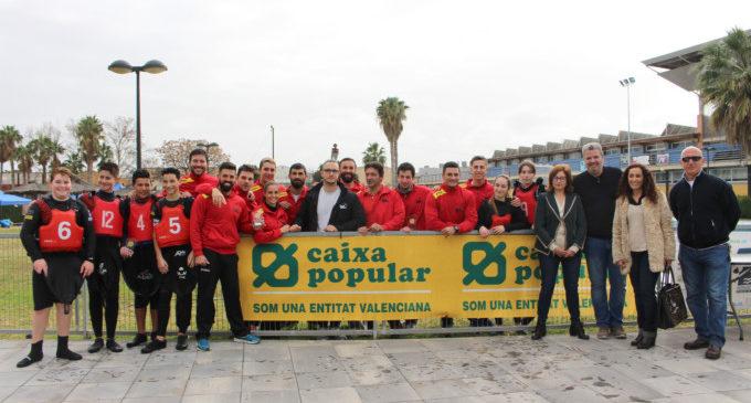 Alaquàs celebra amb èxit el Campionat Autonòmic de Caiac Polo i es proclama campió en totes les categories