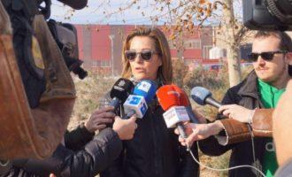 Última Hora: Incendi de Paterna estabilitzat i amb les últimes restes de fum