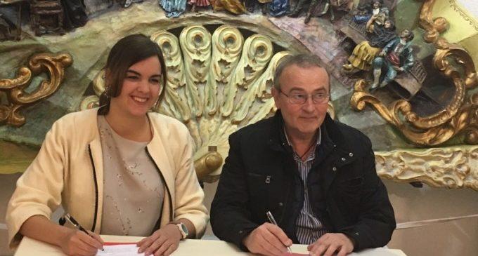 Conveni de col·laboració entre la Fundació CV del Pacte per l'Ocupació i el Gremi d'Artistes Fallers