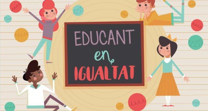 """""""Educant en igualtat"""", una guía escolar para fomentar la igualdad"""
