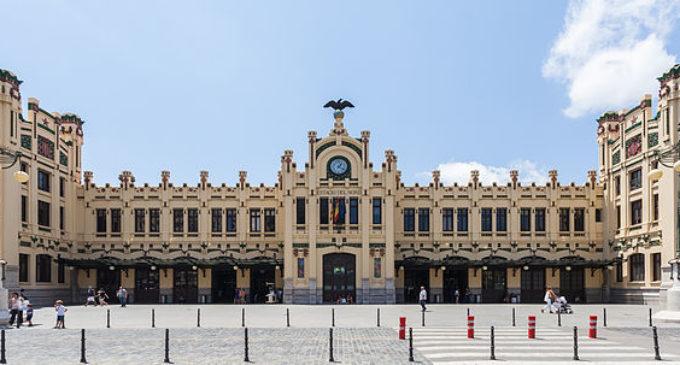 La Estación del Norte de Valencia celebra su centenario