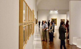Més de 45.000 persones han visitat l'exposició de Pinazo al Museu de Belles Arts de València