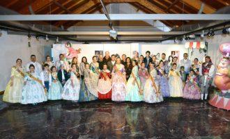 L'Exposició del Ninot marca l'inici de les activitats prèvies a les Falles 2017 a Paiporta