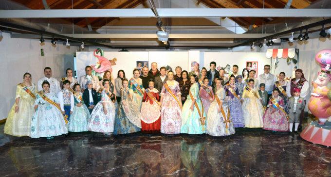 Paiporta inaugura l'Exposició del Ninot 2017