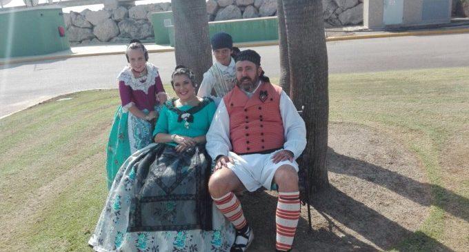 Belén Cabrejas: 'A la Falla Quart Extramurs i Velàzquez som tots una gran família'