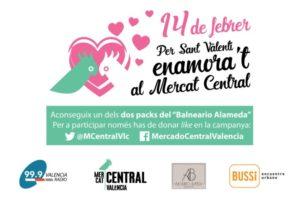 San Valentín en el Mercado Central