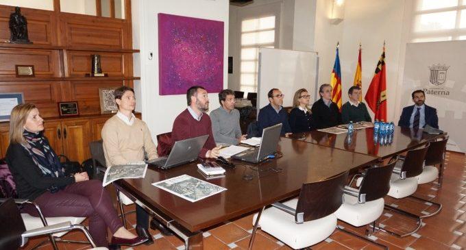 Paterna presenta el projecte de construcció de la xarxa de drenatge del Barranc de la Font