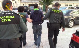 Detenido en Valencia a un fugado de la Justicia italiana, miembro de una importante red de tráfico de cocaína en ese país