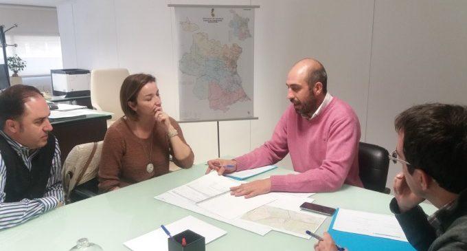 Benissanó demana ajuda a la Diputació per a millorar la seguretat vial
