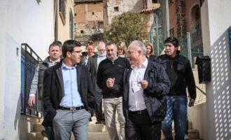 La Diputación invierte 2 millones para ayudar al Rincón de Ademuz a mantener e incrementar su población