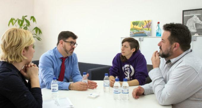 Diputació i Unadikum treballen per acollir a xiquets palestins a València durant els mesos d'estiu