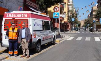 Paterna recupera el servei d'Ambulància 24 hores suspés fa cinc anys