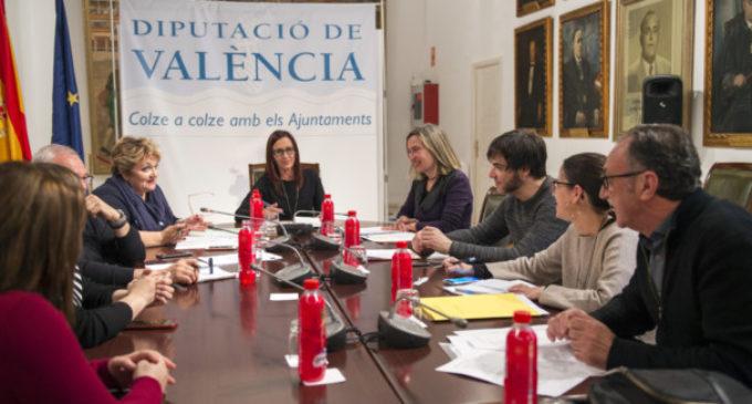 Maria Josep Amigó: «Els nous centres socials de Carcaixent, Sueca, Paterna i Llíria posaran fi a un dèficit assistencial de més de dues dècades»