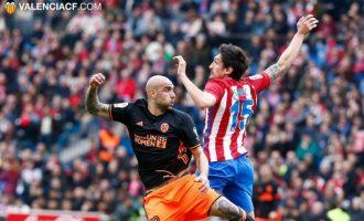Griezmann i l'Atleti desactiven les armes valencianistes