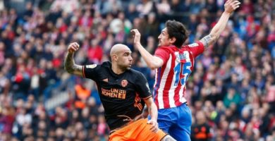 Griezmann y el Atleti desactivan las armas valencianistas
