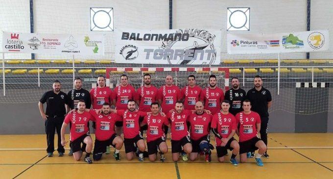 L'equip sènior d'Handbol de Torrent es proclama campió de lliga
