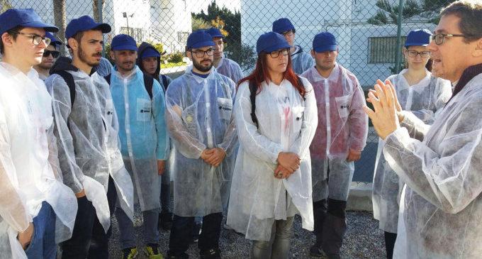 L'Escola de Capatassos de Catarroja sensibilitza als seus alumnes sobre agricultura ecològica