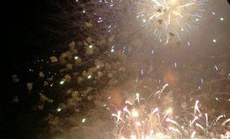 El Festival de Pirotècnia de València donarà la benvinguda al 9 d'Octubre