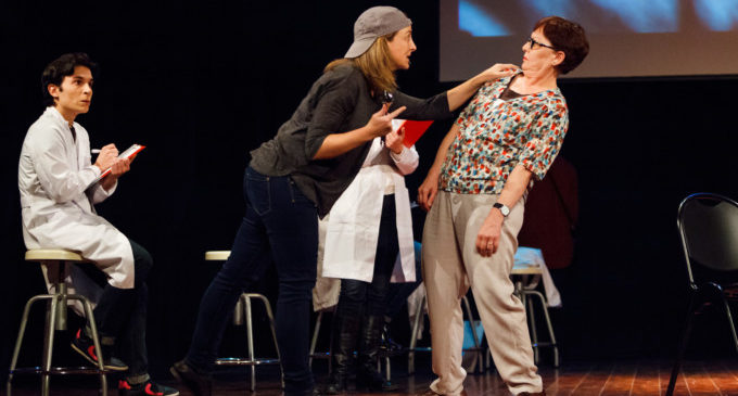 Mislata celebra el Dia Mundial del Teatre