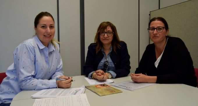 La regidora de Sanitat es reuneix amb ACECOVA per a continuar treballant en les necessitats dels celíacs en l'àmbit municipal