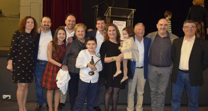 Burjassot lliura el Premi a l'Empresària de l'any a Silvia Morant