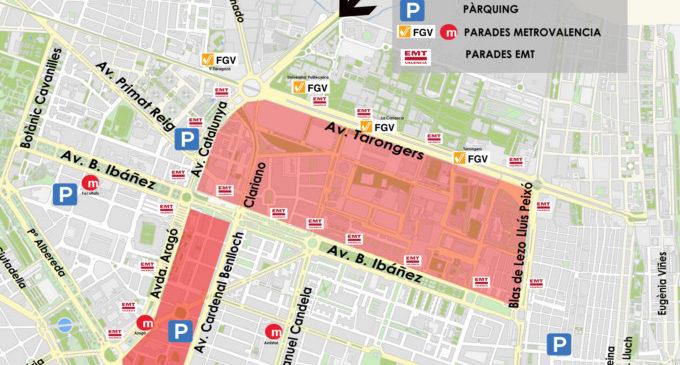 El centre urbà quedarà tancat al pas de vehicles a partir del 16 de març