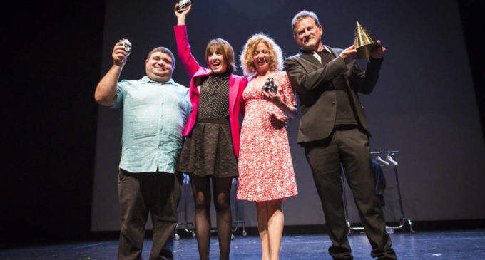 La Diputació de València fa costat als guanyadors dels premis AAPV 2017