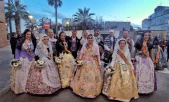 Alboraia va participar en les Falles de Turis 2017