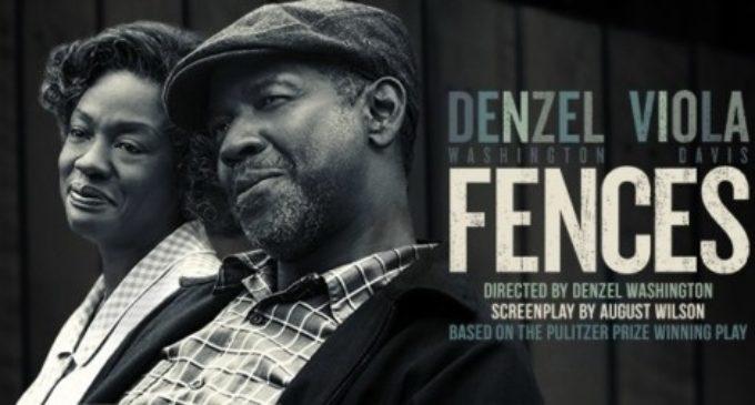 """""""Fences"""", lo último de Denzel Washington"""