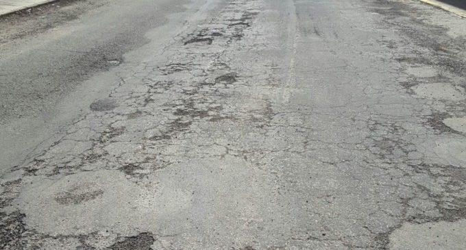 La carretera CV-345 de Casinos a Titaguas es tallarà per obres del 21 de març al 7 d'abril