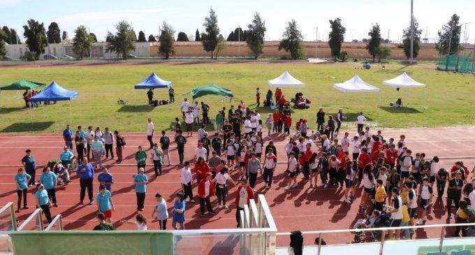 Esport i cooperació en la IV Jornada d'esport inclusiu