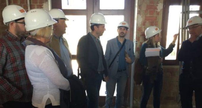 L'Ajuntament comença les obres per a recuperar el xalet del Doctor Bartual per al seu veïnat