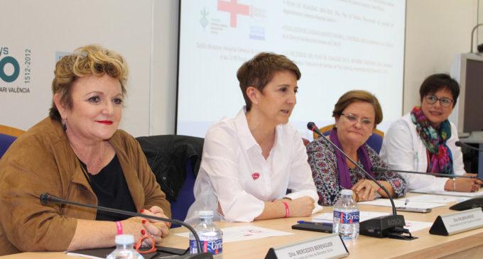 """Mercedes Berenguer: """"Sense conciliació i coresponsabilitat de la vida personal, familiar i professional no pot haver-hi Igualtat"""""""