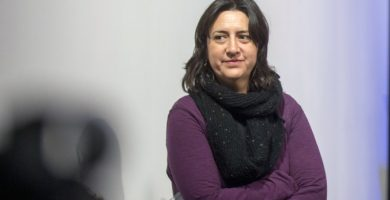 """Rosa Pérez: """"Aquest país té inacabada la seua Democràcia"""""""