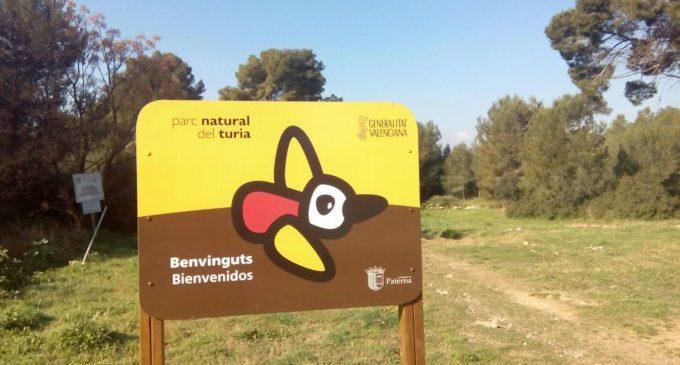 Medi Ambient senyalitza els accessos al Parc Natural
