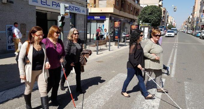 Benetússer instal·larà dos semàfors sonors per a invidents en el Camí Nou